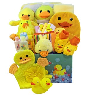 Splish Splash Baby Boy's or Girl's Bath Time Fun Care Package