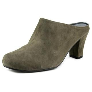 Cordani Women's 'Hattie' Regular Suede Grey Dress Shoes