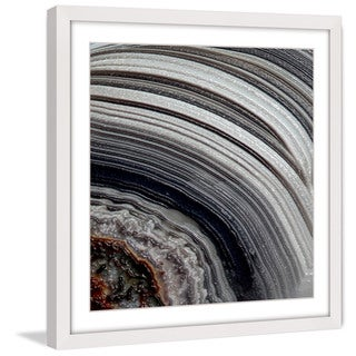 Marmont Hill 'Age Rings' Framed Painting Print