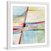 Marmont Hill 'Joint Sadness' Framed Painting Print