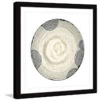 Marmont Hill 'Secret Sphere' Framed Painting Print