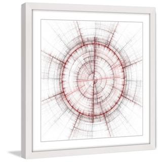 Marmont Hill - Handmade Tremulous Sphere Framed Print
