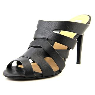 Joe's Women's 'Identity' Black Leather Casual Shoes