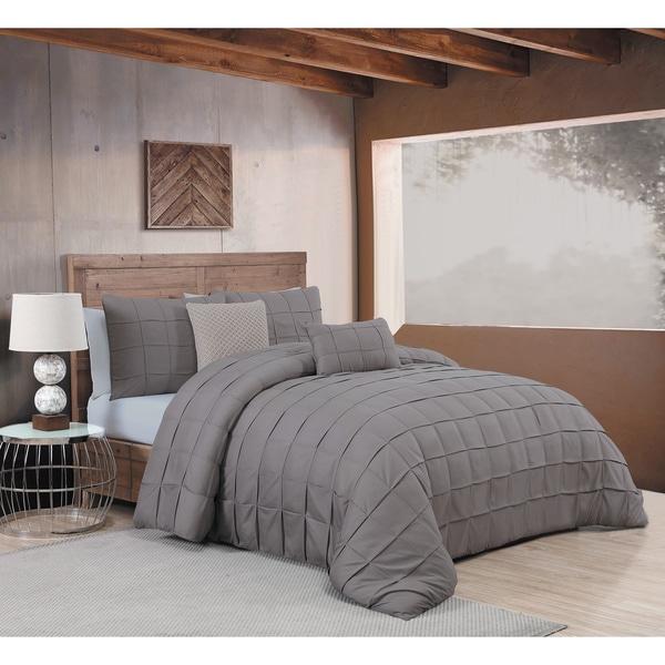 Avondale Manor Madison 5 Piece Comforter Set Free