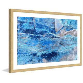 Marmont Hill 'I Can Almost See It' Framed Painting Print