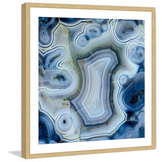 Marmont Hill 'Partial Separation' Framed Painting Print