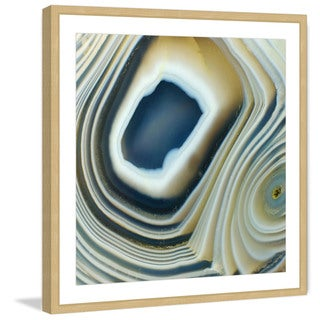 Marmont Hill 'Complex Layers' Framed Painting Print
