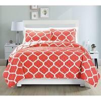 Fashion Street Terra 3-piece Quilt Set