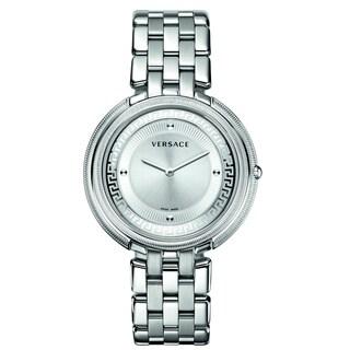 Versace Women's THEA Silver Watch