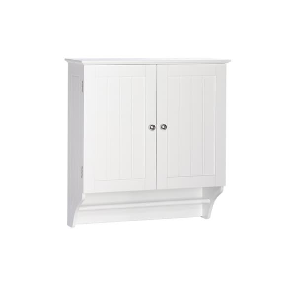 Riverridge Ashland Collection 2 Door Wall Cabinet Free