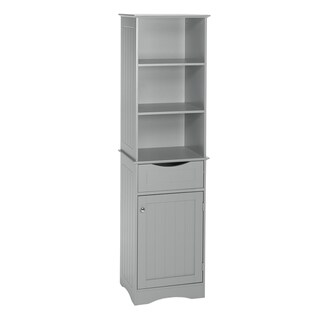 Buy Grey Bathroom Cabinets Storage Online At Overstock Our Best