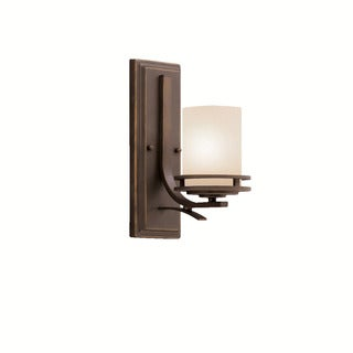 Kichler Lighting Hendrik Collection 1-light Olde Bronze Wall Sconce