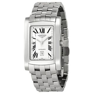 Link to Longines Men's L56574716 'Dolce Vita' Stainless Steel Watch Similar Items in Men's Watches