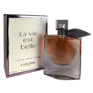 Lancome La Vie Est Belle Women's 2.5-ounce L'Eau de Parfum Intense Spray