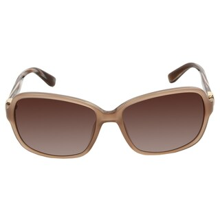 Salvatore Ferragamo Nude Women's Oversized Sunglasses