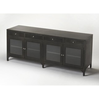 Butler Oscar Industrial Chic Console Chest