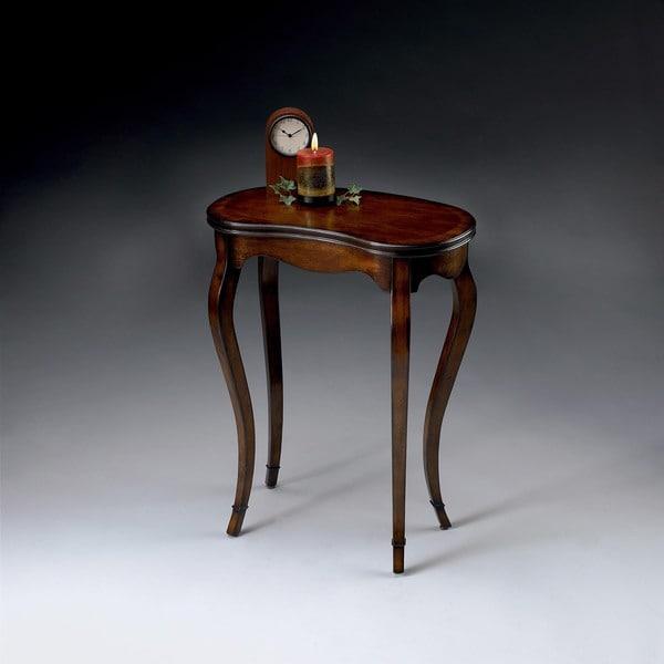 Handmade Butler Marlowe Plantation Cherry Kidney-Shaped Table (China)