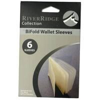 Punita Group Bi Fold Wallet Sleeves 6-count