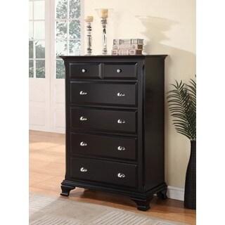 Laveno Wooden 5-drawer Chest