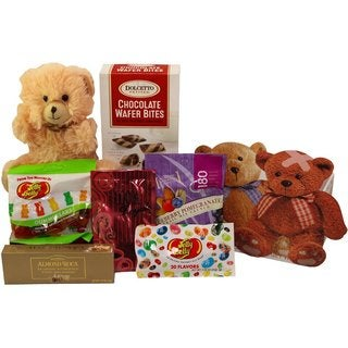 Get Well Soon 'Bear Hugs' Gift Tote