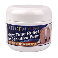 Advocate Freedom 2-ounce Night Time Foot Cream