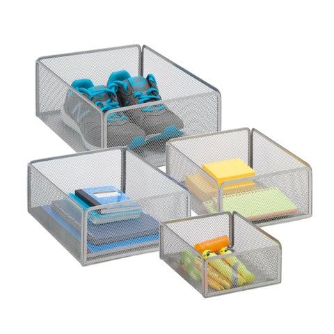 Honey-Can-Do eXcessory Basket Set