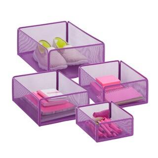 eXcessory Metal Basket Set