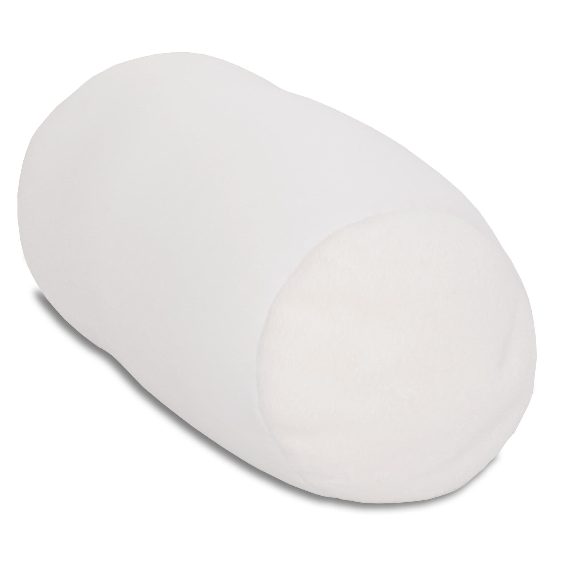 Deluxe Comfort Mini Squishy Mooshi Microbead Pillow Neck ...