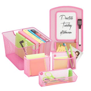 Pink Back to School Kit 5