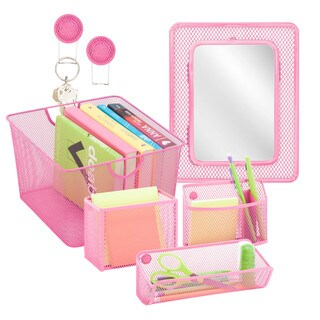 Pink Desk Accessories Shop The Best Deals For Apr 2017
