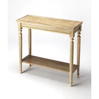 Butler Aubrey Driftwood Console Table