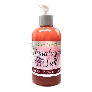 Himalayan Pink Salt Shower Bath Gel