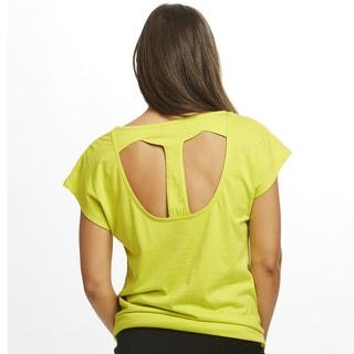 Satva Organic Women'sTamira Cutout T-shirt