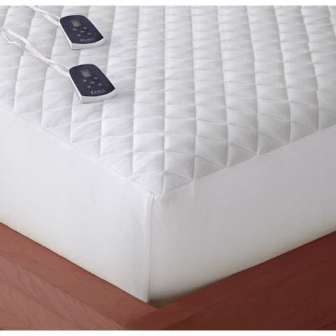 Size Queen Heated Amp Electric Mattress Pads Amp Toppers