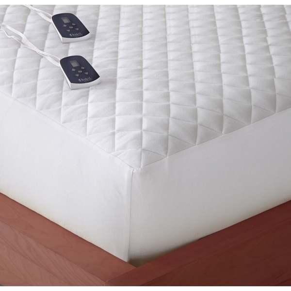 Micro Flannel® Electric Mattress Pad