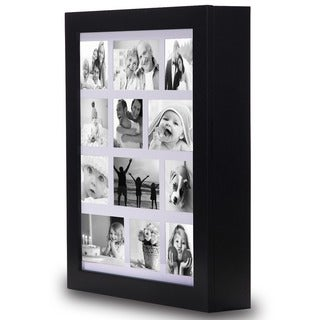 Ikee Design Wall-mounted Jewelry Organizer with Photo Frame