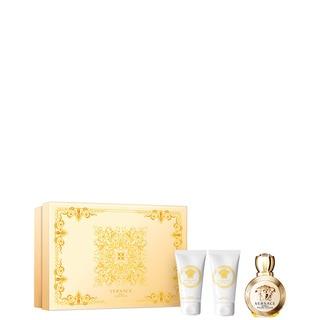 Versace Eros Pour Femme Women's 3-piece Gift Set