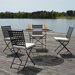 Marseille Cushioned 5-piece Dining Set