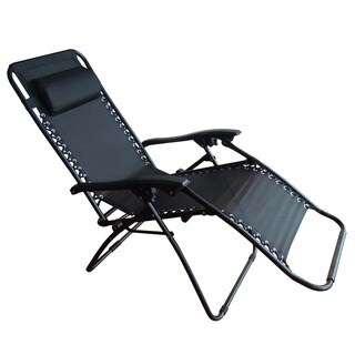 CorLiving Riverside Textured Zero Gravity Lounger