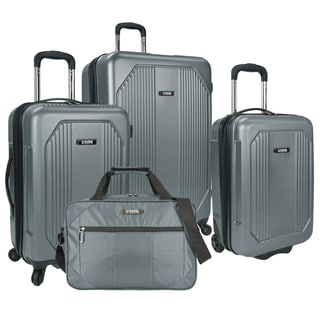 U.S. Traveler by Traveler's Choice Skyscraper 5-piece Hardside ...