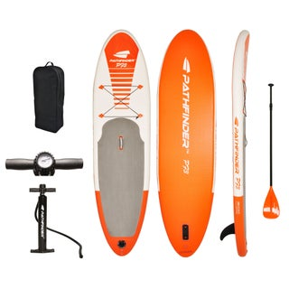 PathFinder Inflatable SUP Stand-up Paddleboard Bundle