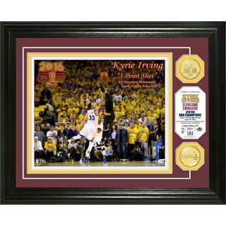 Kyrie Irving 3PT Shot NBA Finals Bronze Coin Photo Mint