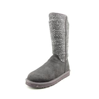 Ugg Australia Women's Camaya Grey Basic Textile Boots