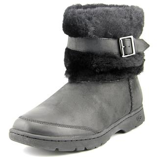 Ugg Australia Women's Brielle Black Leather Boots