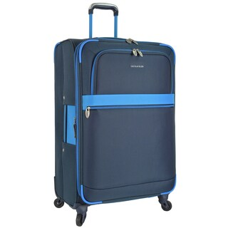 U.S. Traveler by Traveler's Choice Alamosa 31-inch Expandable Spinner Suitcase (2 options available)