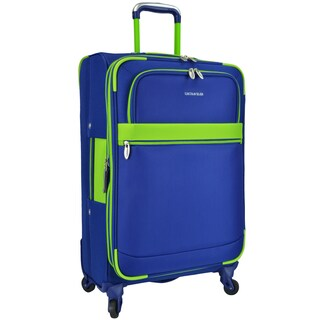 U.S. Traveler by Traveler's Choice Alamosa 31-inch Expandable Spinner Suitcase