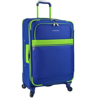 U.S. Traveler by Traveler's Choice Alamosa 27-inch Expandable Spinner Suitcase