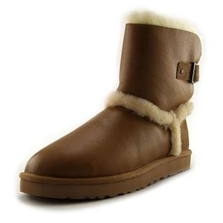 Ugg Australia Women's Airehart Brown Leather Boots