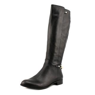 Anne Klein Women's Kacey Leather Boots