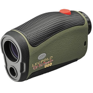 Leupold 120466 FullDraw2 Green and Black with DNA Digital Laser Rangefinder